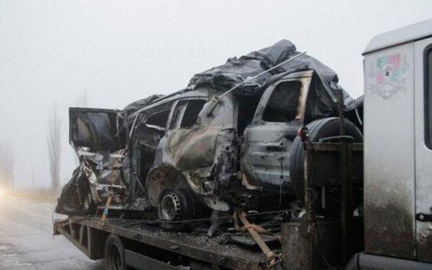 Підрив машини ОБСЄ: Хуг зробив резонансну заяву