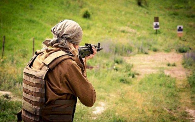 Украинки против оккупантов: отважная девушка-снайпер показала пример мужчинам