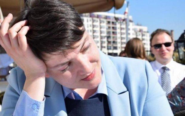 Гаряча штучка: як Савченко нардепів спокушала