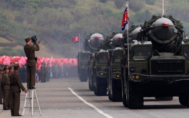 Китай передумав воювати з КНДР