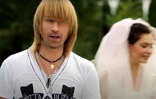 Олег Винник, скрин, видео YouTube