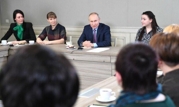 Владимир Путин, фото: сайт президента РФ