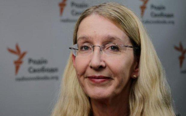 Разрушительница мифов Супрун взялась за урожай украинцев