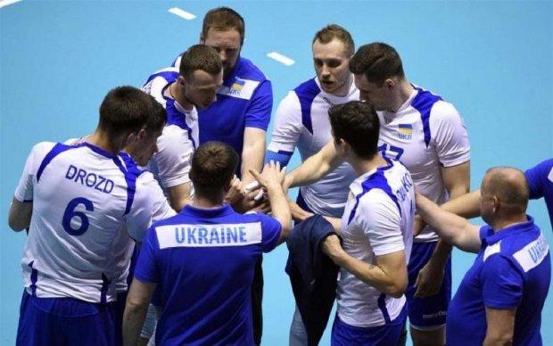Збірна України з волейболу програла другий матч відбору ЧС-2018