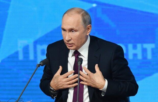 Путин, фото - spbdnevnik