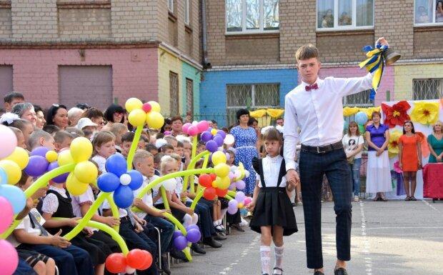 Школьники, фото УНИАН