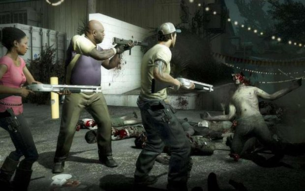 Создатели Left 4 Dead 2 разрабатывают секретную игру