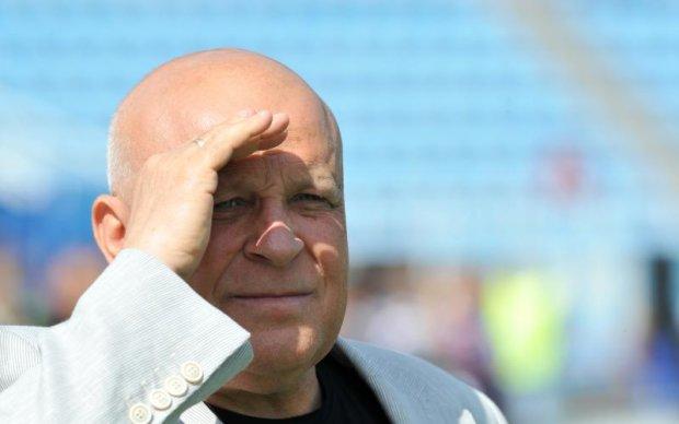 Легендарний тренер обіцяє, що Волинь не опуститься в болото українського футболу