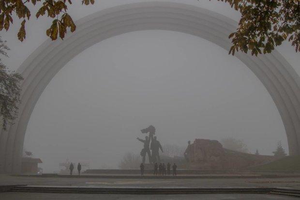 """Містичний туман над Україною: в мережі показали весь жах та красу природного """"сюрпризу"""""""