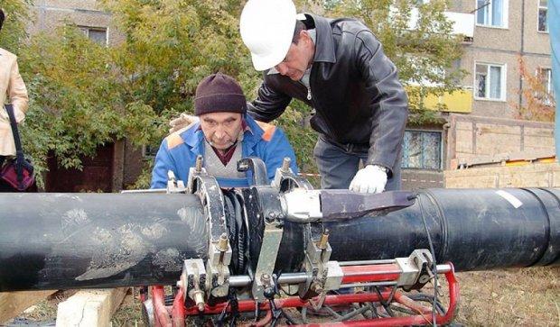 Заміна водопровідних мереж України обійдеться в 1 трильйон гривень - Мінрегіон