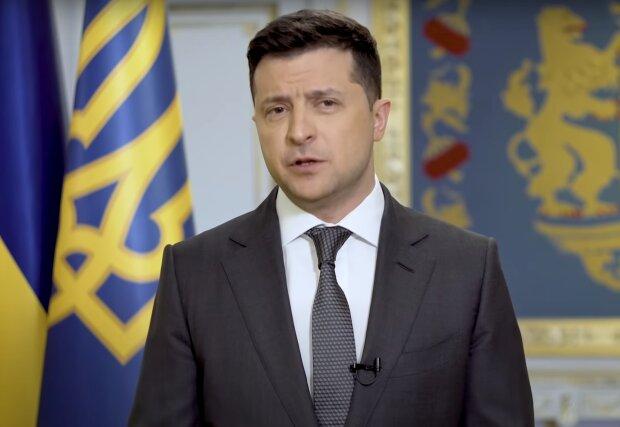 Володимир Зеленський. Скрін, відео YouTube