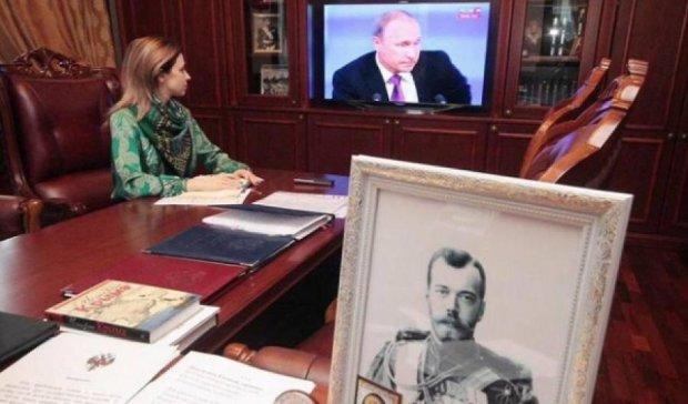 Кримську «няшу» звинуватили в антиросійській змові з Ротшильдами