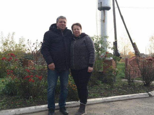 Супруги фермеров Александр и Валентина Поддубные