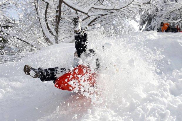 Аномальная зима превратит Украину в смесь Антарктиды и тропиков: полный прогноз на декабрь
