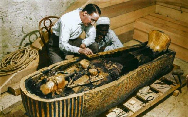 """Археологи вскрыли гробницу """"золотого"""" мастера фараонов"""