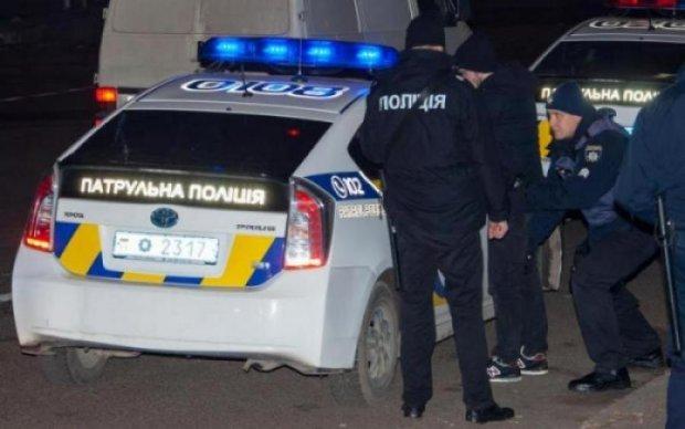 Быдло-копы жестоко избили украинца. Не поверите, за что