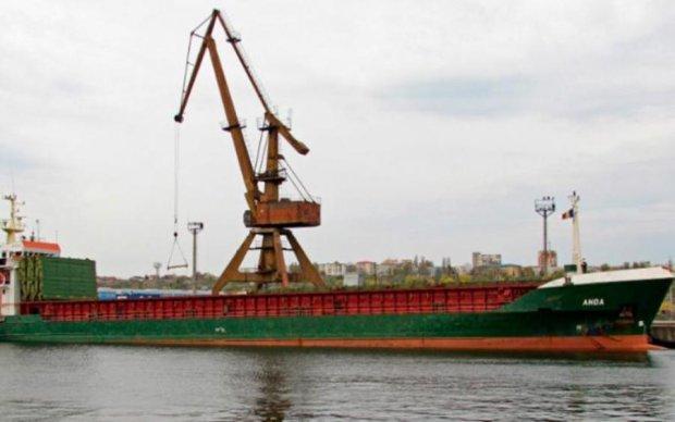 Крушение судна в Черном море: появилась реакция Украины