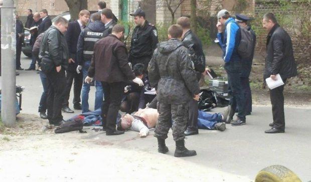 """""""Киллеры"""" Калашникова и Бузины уже """"убивали"""" милиционеров"""