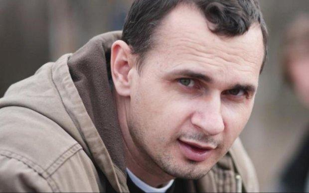 #FreeOlegSentsov: повлиять на Путина может лишь один человек