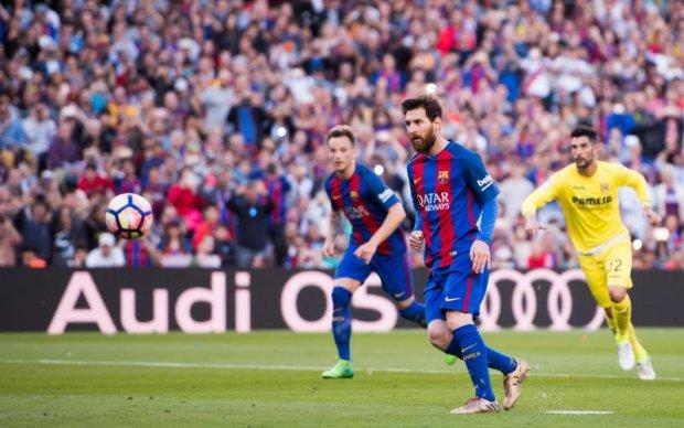 Мессі продовжив контракт з Барселоною