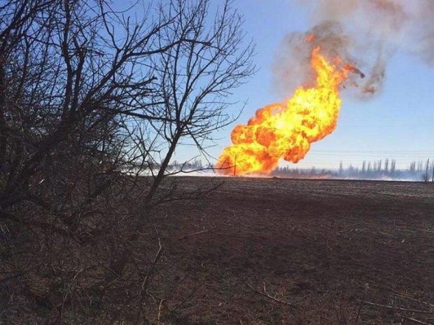 Сепаратисти підірвали ще один газопровід