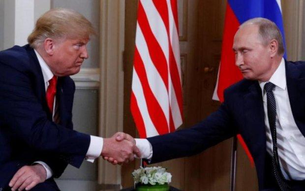 Крим, Донбас і газ: головні тези зустрічі Трампа і Путіна