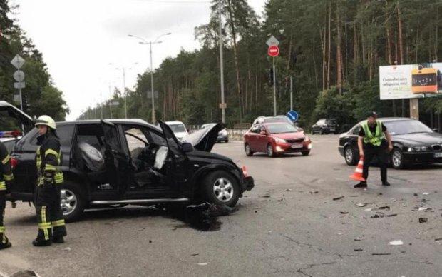 Злива убила людину в Києві