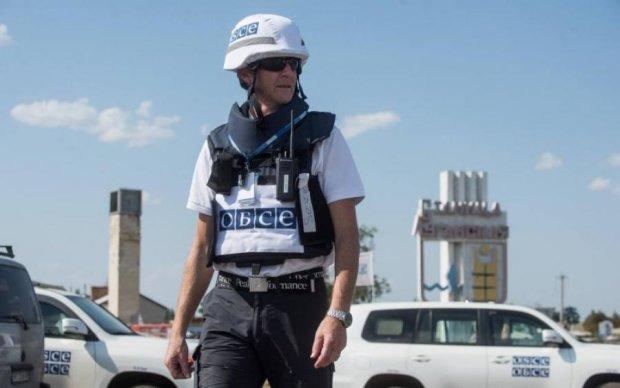 На Донетчине трагически погиб наблюдатель ОБСЕ