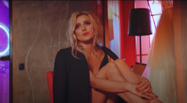 Ирина Федишин, скриншот из видео
