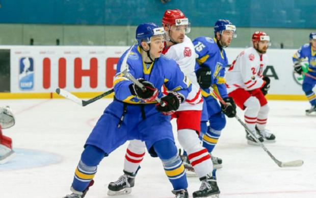 Чемпіонат світу з хокею: Україна програє у другому матчі турніру