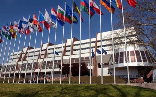 Совет Европы ставит палки в колеса Украине