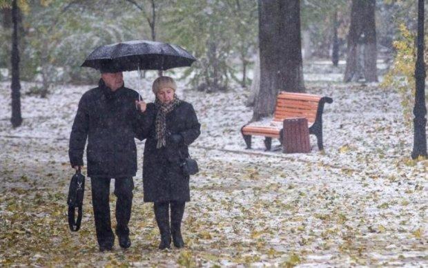 Кому з українців чекати снігу, а кого ще потішить сонце