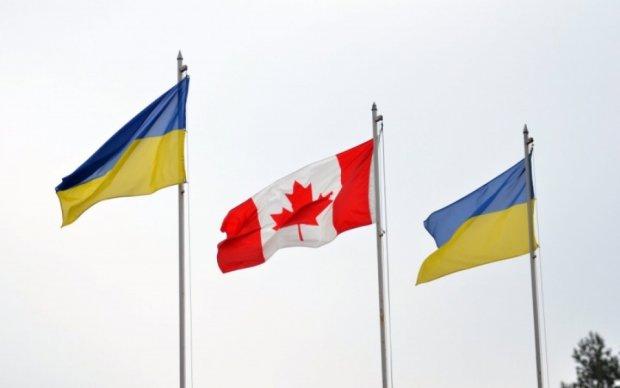 Україна завершила ратифицацию про вільну торгівлю з Канадою