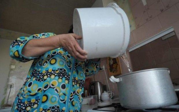 Доживуть не всі: у Києві перекрили воду до 2048 року