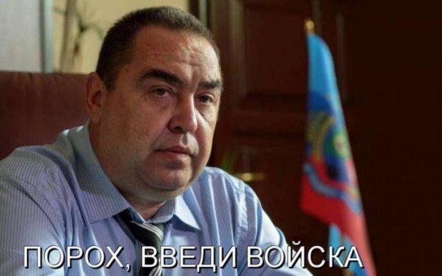 """ОРДО напали на ОРЛО: в мережі висміяли переворот в """"ЛНР"""""""