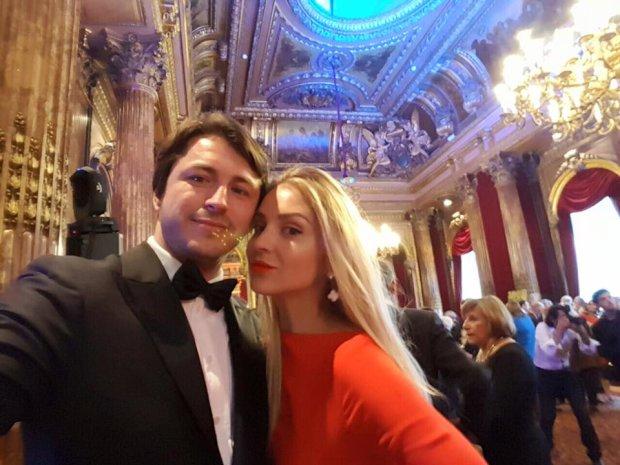 Сергей и Екатерина Притулы