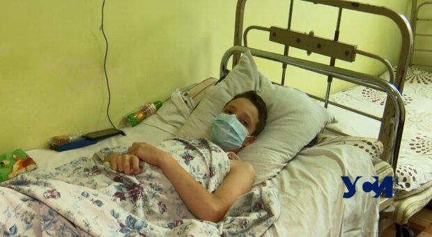 Шестиклассник сломал ногу, фото: usionline.com