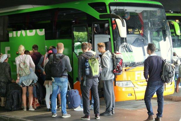 В Одесі запустили популярний автобусний лоукостер: до  Європи - за копійки