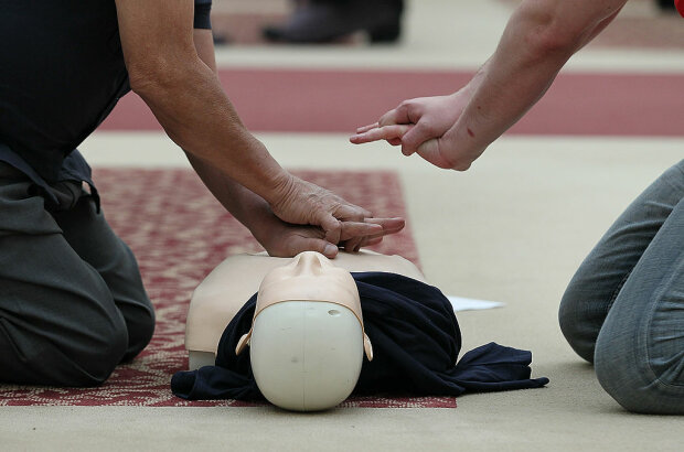 Сердечний напад, фото: Getty Images