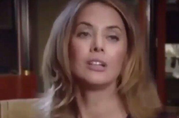 Жанна Фриске, скриншот из видео
