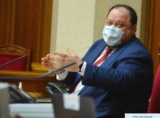 Верховна Рада, Руслан Стефанчук - фото ВРУ