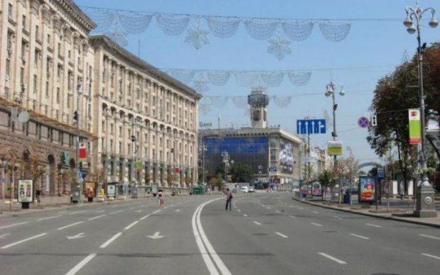 День Києва: де в столиці перекриють дороги
