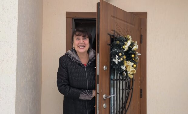 Наталія Фаліон, скріншот відео