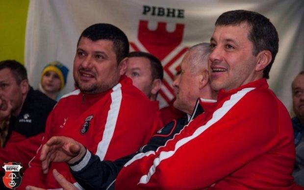 Украинского тренера уволили за нарушение спортивного режима