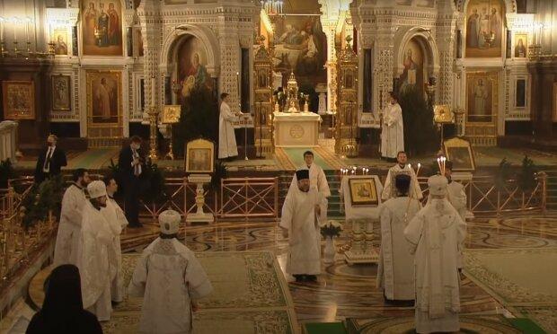 Церква, скріншот з відео