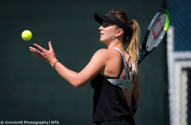 Элина Свитолина, twitter.com/WTA