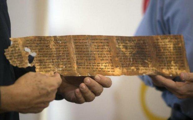 Сенсация! Археологи установили авторство свитков Мертвого моря