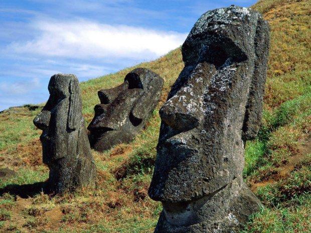 Одна з таємниць острова Пасхи відкрилася вченим