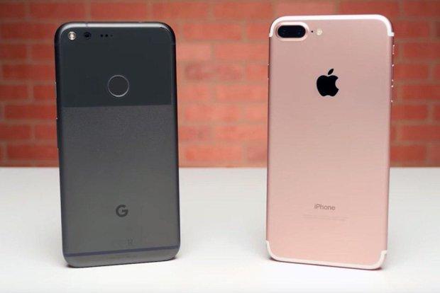 iPhone XS vs Google Pixel 2: чья камера лучше?