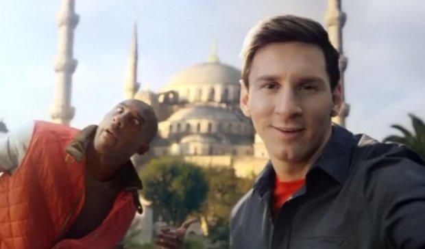 Рекламний ролик з Кобі і Мессі визнали найкращим за десятиріччя